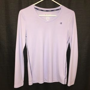 Champion Long Sleeve Dri-Fit
